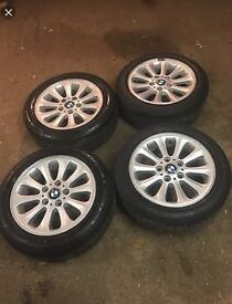 BMW 16 inch alloys 1 series/ 3 series