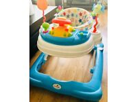 Baby walker Babygo, used but great condition.
