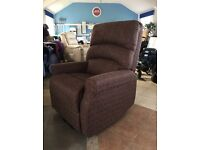Riser Recliner Armchair , Rise and Recline Chair, Mobility / Disability Aid