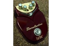 Danelectro Fab Tone distortion pedal