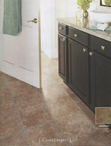 46% OFF UNTIL ITS GONE!!! - Tarkett FiberFloor - Loose Lay Sheet Vinyl Flooring - Contempo 75 mil
