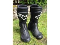 Alpinestars SMX-R Sports motorcycle boots