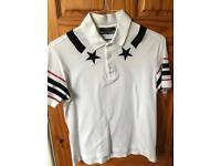 Givenchy Polo t shirt authentic excellent condition