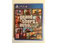 Grand theft auto (ps4) New