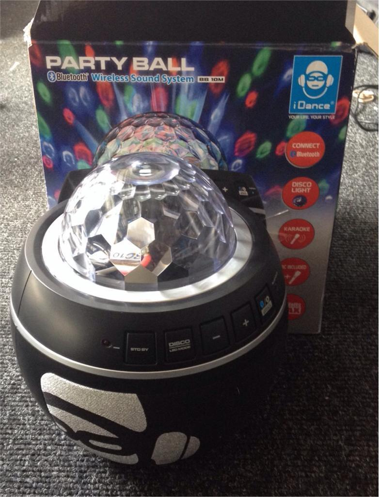 iDance Party Ball