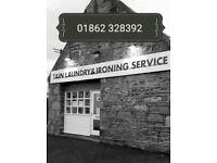 Tain Laundry & Ironing Service