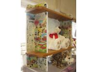 Beano Decoupage Shelves - Children's Feature Furniture
