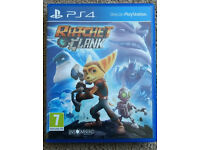 Ratchet and Clank like New ! PS4 sell or swap for other ps4 game.