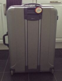 Very large suitcase - ideal for cruising - imaculate condition - never been used.