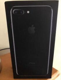iPhone 7 Plus 128 gig