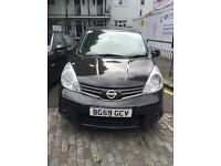 Nissan note 2010/59 plate AUTOMATIC excellent condition only £2995
