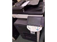 A4-A3 copier printer - scanner -colour - mono 20 pages per minute ex lease wigig