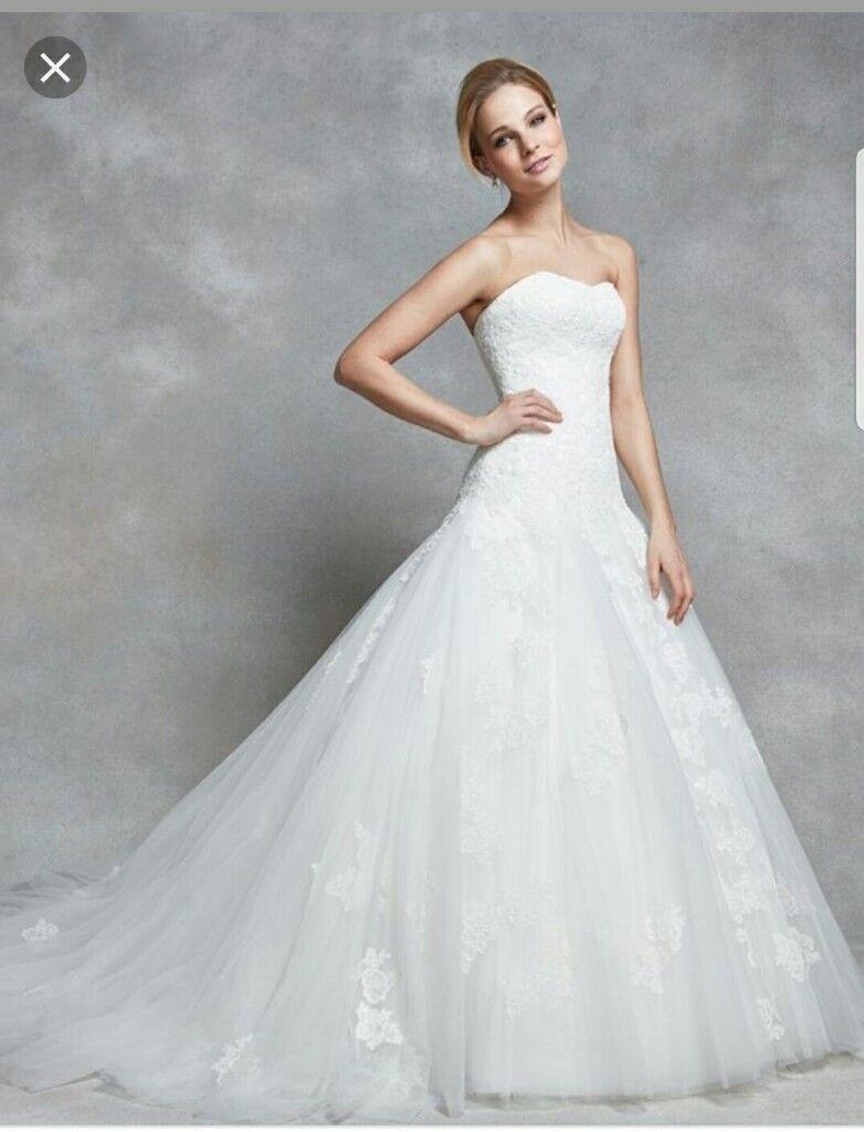 Stunning Anna Sorrano Wedding Dress | in Leeds, West Yorkshire | Gumtree