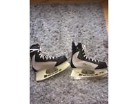 Size 9 hockey skates