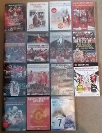 Man Utd DVD Season Reviews