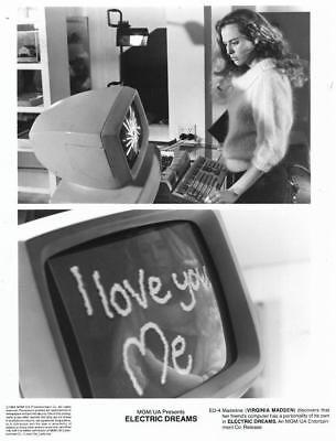 """Virginia Madsen  """"Electric Dreams""""  Vintage Movie Still"""