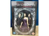 Vampire diaries love sucks dvd sealed 5 series