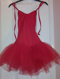 Various girls dance costumes all in very good condition
