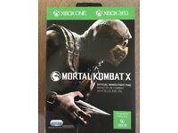 Xbox One/360 Mortal Kombat Fight Pad