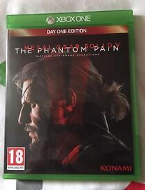 Metal Gear Solid 5 on Xbox One