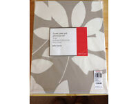 2 x JOHN LEWIS Single Duvet Cover & pillowcase sets **BRAND NEW IN PACKAGING - JUST £15**
