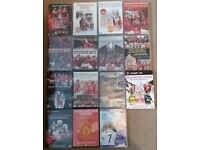 Man Utd Season Review DVD's