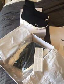 Balenciaga speed sock