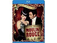 2x Secret Cinema Moulin Rouge Tickets 23 Feb £130