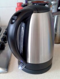Stainless Steel Jug Kettle (great working condition)