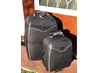 suitcases x 2 in excellent condition