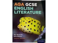 AQA GCSE English Literature by Haworth and Waines - Oxford books