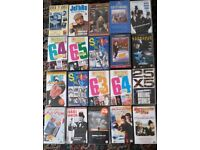 Pre recorded VHS Video Tapes