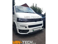 VW T5 to T5.1 Front End Conversion Styling Pack includes Wiring Kit / Lower Splitter