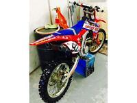 HONDA CRF 450 2013