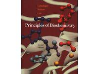 Principles of Biochemistry - university textbook