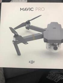 MAVIC PRO DIJI DRONE