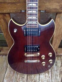 Yamaha SG-1500, Walnut 1982