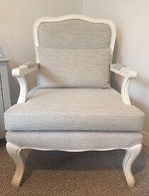 Elegant French Style Armchair