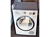 Bosch A++ 9kg Heat Pump Tumble Dryer