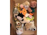 FREE Box of soft toys