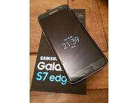 Samsung S7 Edge 32gb Unlocked Black