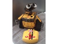 Remote Control Wall-E (Wall-e) Toy for sale  Buckinghamshire