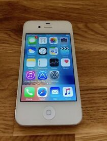 iPhone 4s unlocked 16 GB, excellent condition