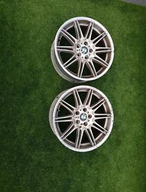 "BMW mv4 19"" alloys"