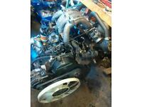 Ford transit engine 2.5 diesel as new