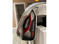 Taylormade Aeroburner Irons (5 to SW)