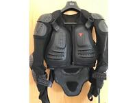 Dainese Body Armour protection motorcycle