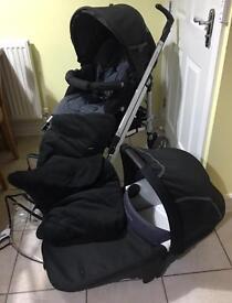 Maxi cosi loola travel system pushchair pram
