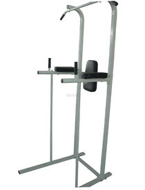 Power Tower Dip Gym Station ,Only 4 weeks old never been used pick up only