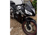 Honda Cbr 125r Motorbike